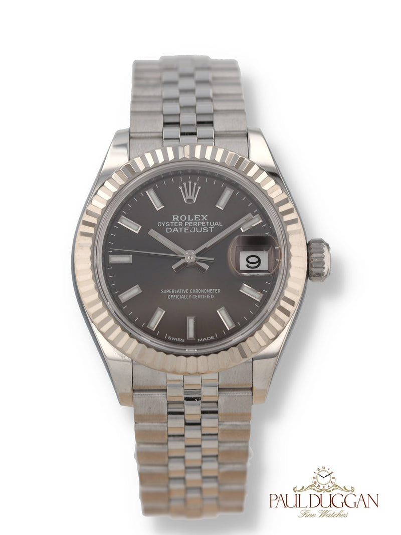 35213: Rolex Datejust 28 2017 Full Set Ref. 279174