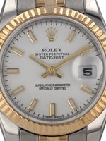 35361: Rolex Ladies Datejust, Ref. 179173, Circa 2007