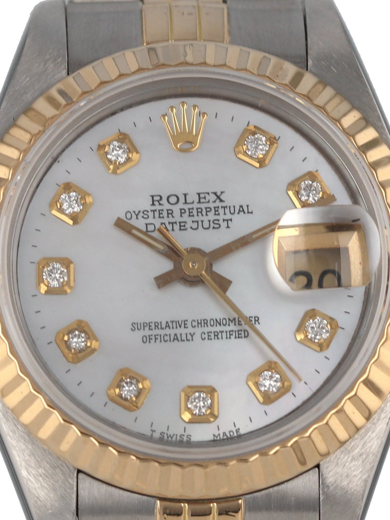 Rolex Ladies Datejust Ref. 69173