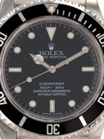 35421: Rolex Submariner No Date Ref. 14060