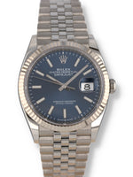 35427: Rolex Datejust 36 2019 Full Set Ref. 126234