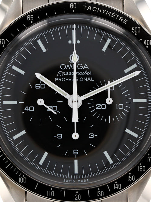 35457: Omega Speedmaster Moonwatch, Ref. 311.30.42.30.01.005, Full Set