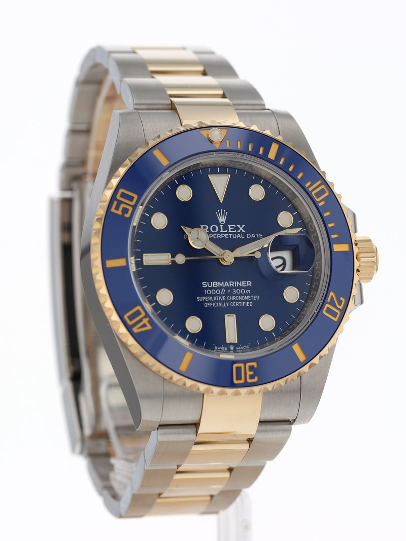 35514: Rolex Submariner 41mm, Ref. 126613LB