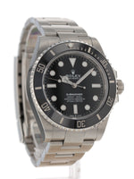 "35528: Rolex Submariner ""No Date"", Ref. 124060, Unworn 2020"
