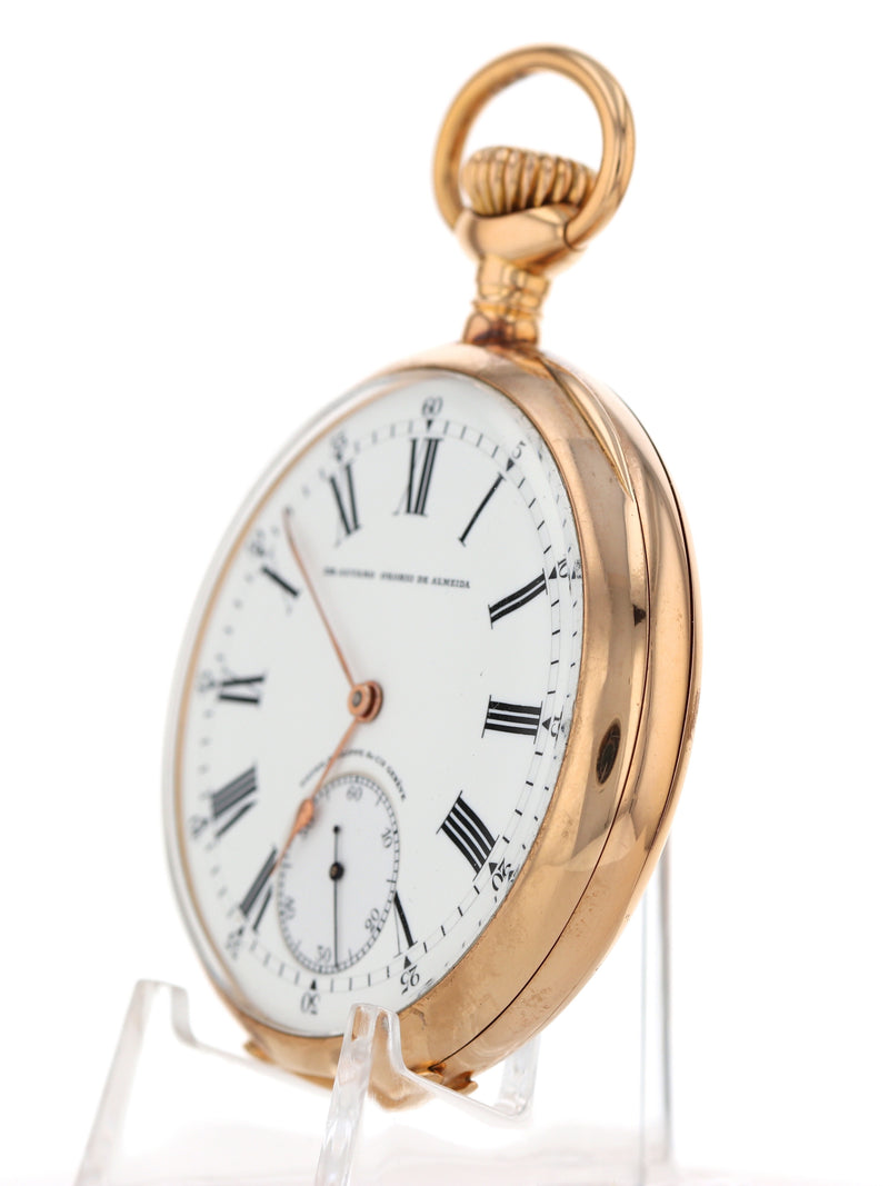 35545: Patek Philippe Pocketwatch, Circa 1905