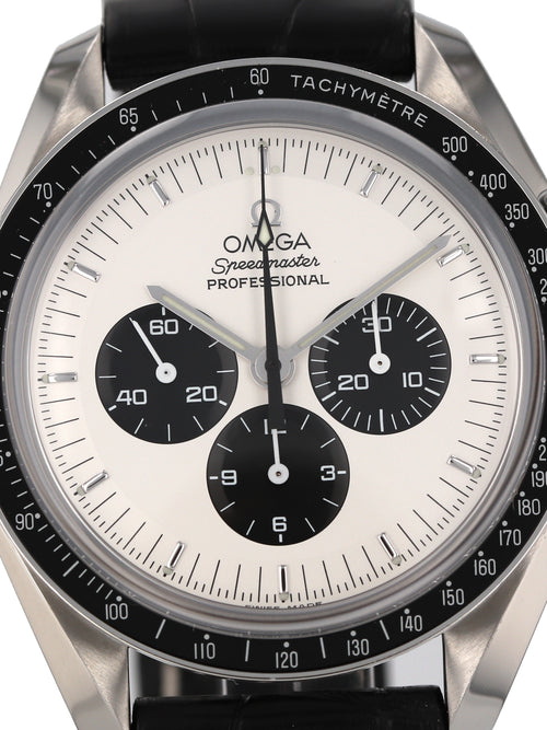 35585: Omega Speedmaster Moonwatch Chronograph, Ref. 311.30.42.30.01.006, 2017 Full Set