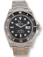 35588: Rolex Submariner 41, Ref. 126610LN, 2020 Unworn Full Set