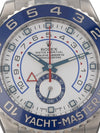 35652: New Old Stock Rolex Yacht-Master II, Ref. 116680, 2013 Full Set