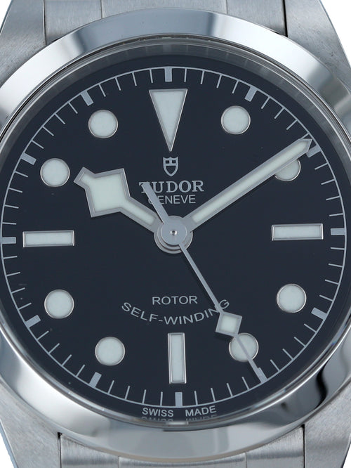35715: Tudor Black Bay 36, Ref. 79500-007, 2020 Full Set