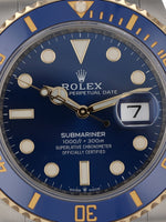 35726: Rolex Submariner 41, Ref. 126613LB, 2020 Unworn Full Set