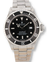 35732: Rolex Sea-Dweller, Ref. 16600,2002 Full Set
