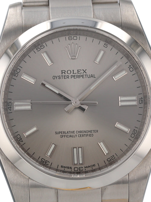 35780: Rolex Oyster Perpetual 36, Ref. 116000