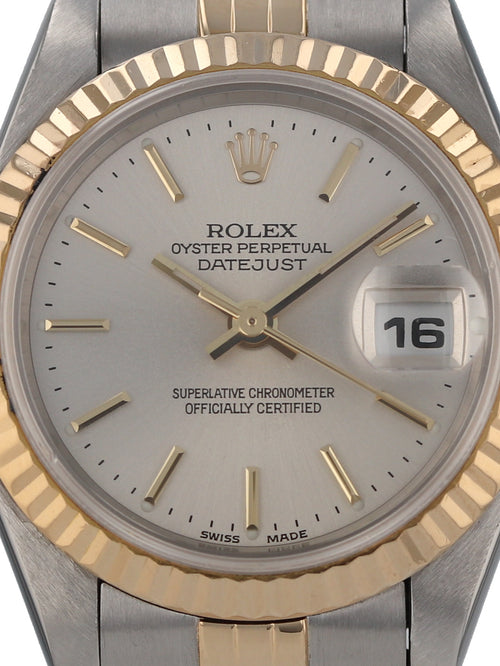 35790: Rolex Ladies Datejust, Ref. 79173, 2002 Full Set