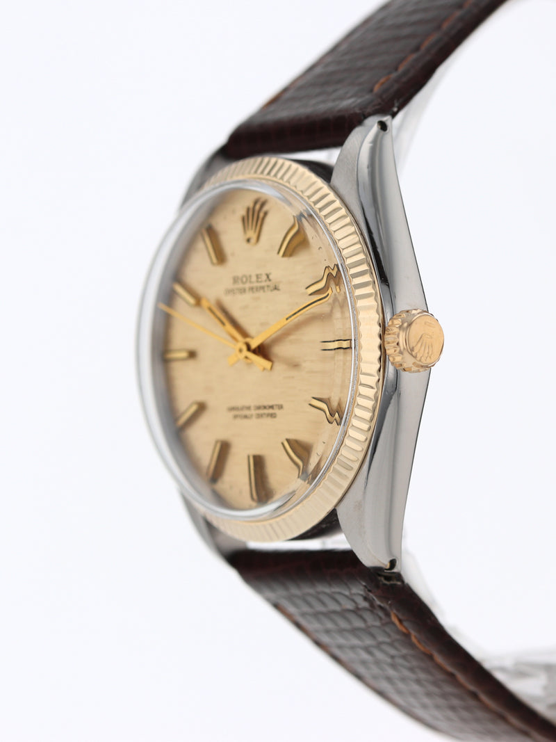 35791: Rolex Vintage 1968 Oyster Perpetual, Ref. 1005