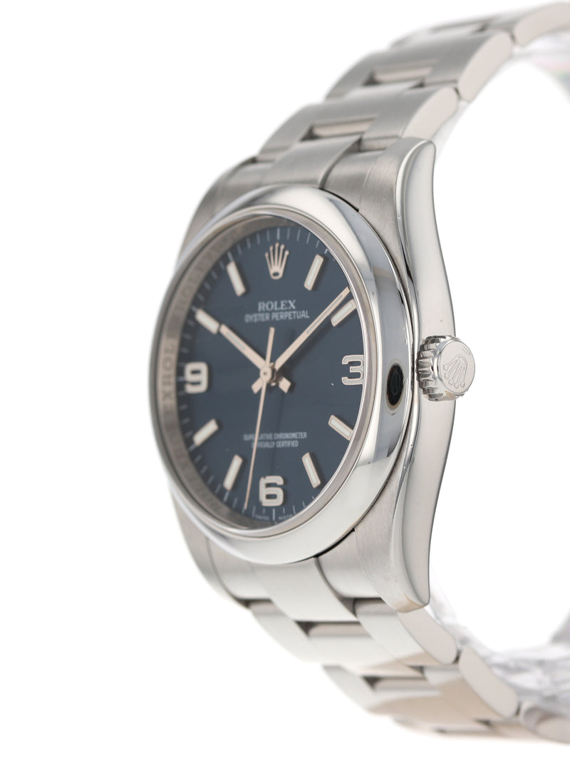 35799: Rolex Oyster Perpetual 36, Ref. 116000, 2010 Full Set