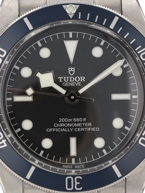35810: Tudor Black Bay 41, Ref 79230B, Full Set