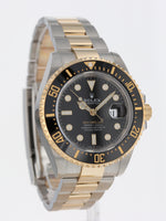 35895: Rolex Sea-Dweller, Ref. 126603, 2020 Full Set
