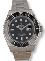35910: Rolex Sea-Dweller, Ref. 126600, Unworn 2021 Full Set