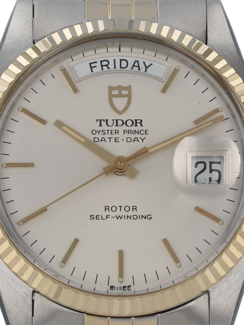35938: Tudor Oyster Prince Day-Date, Ref. 94613