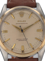 35974: Rolex Vintage 1958 Oyster Perpetual, Ref. 6564
