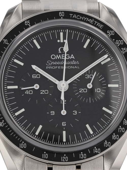 35993: Omega Speedmaster Moonwatch, Ref. 310.30.42.50.01.002, Unworn 2021 Full Set