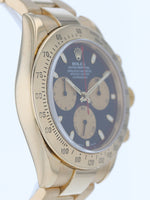 Rolex 18k Yellow Gold Daytona Ref. 116528