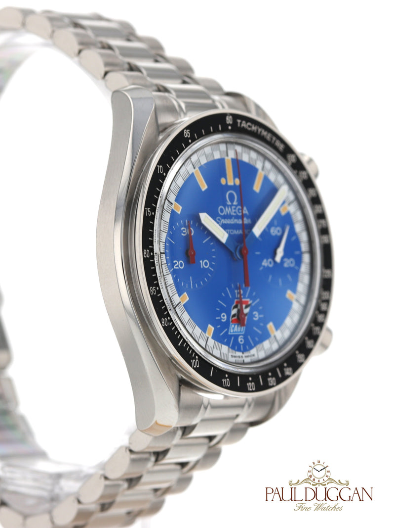 Omega Speedmaster Cart Racing Ref. 3510.80.00