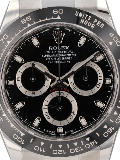 J35481: Rolex Daytona 2020 Full Set Ref. 116500LN