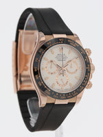 J35738: Rolex 18k Rose Gold Daytona, Ref. 116515, 2014 Full Set