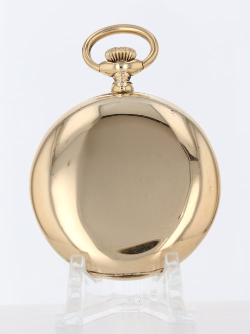 (On Hold) J35842: Waltham Riverside Maximus Pocketwatch