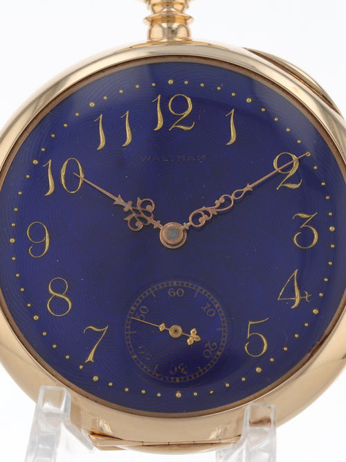 Waltham 14k Pocketwatch, Model 88
