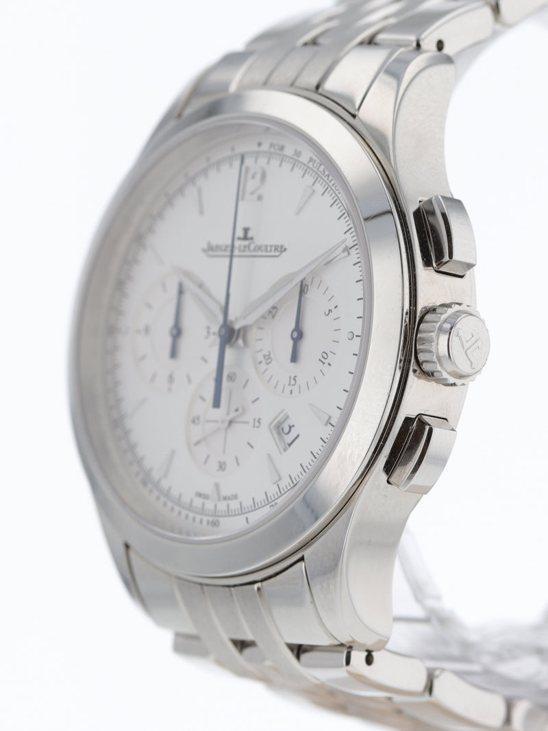 Jaeger LeCoultre Master Chronograph Ref. 1538120