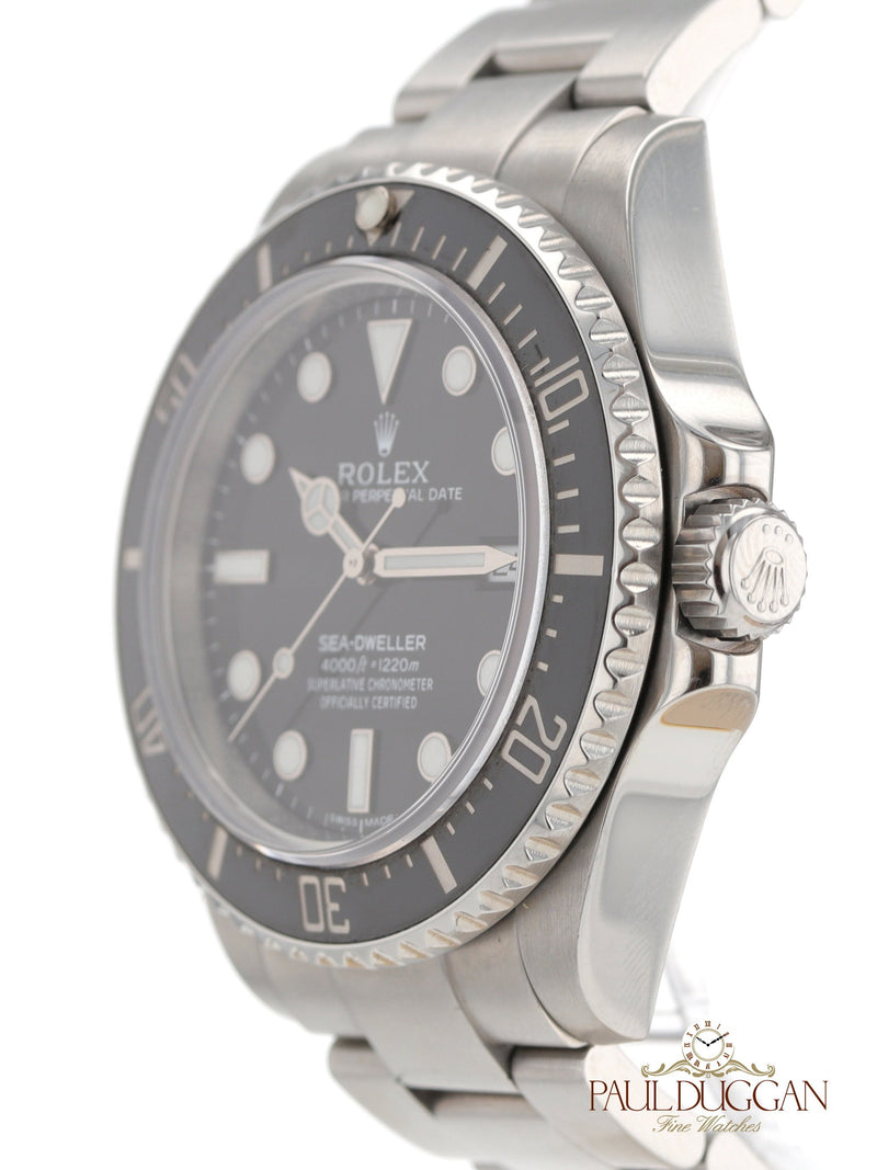 Sea-Dweller 4000 Automatic Ref. 116600