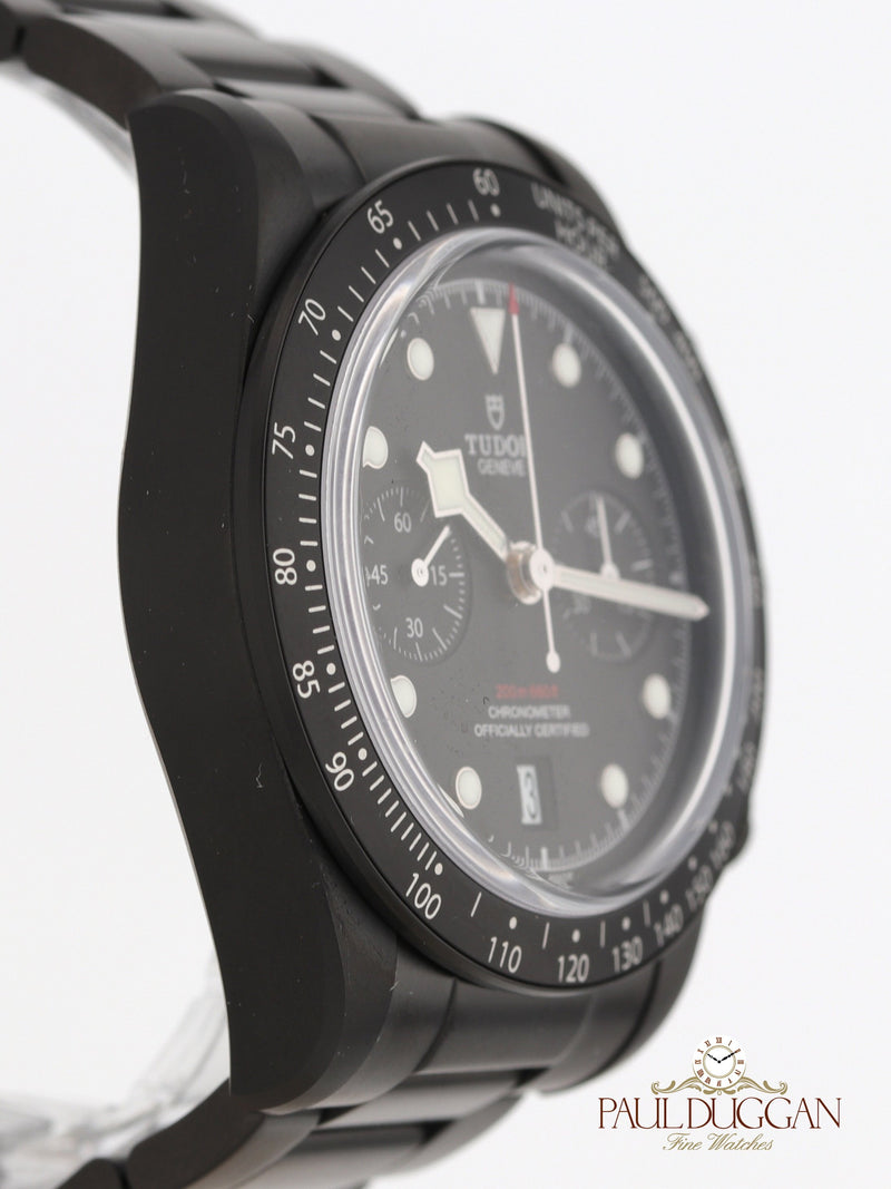 Tudor Black Bay Chronograph Dark