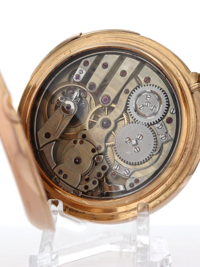 M35352: Vintage 1890's Minute Repeater