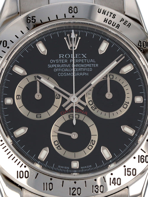 M35371: Rolex Daytona 2005 Full Set Ref. 116520