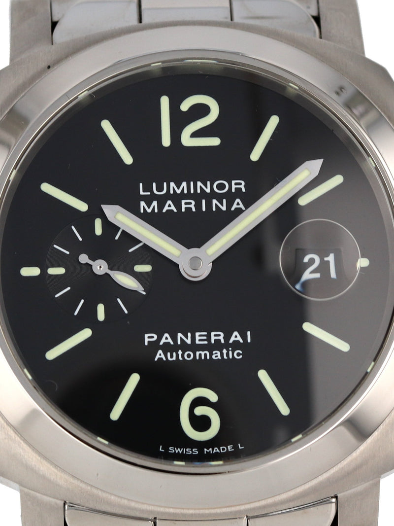 M35433: Panerai Luminor Marina PAM00220
