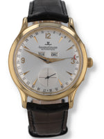 M35552: Jaeger LeCoultre 18k Master Control Date, Ref. 140.1.87