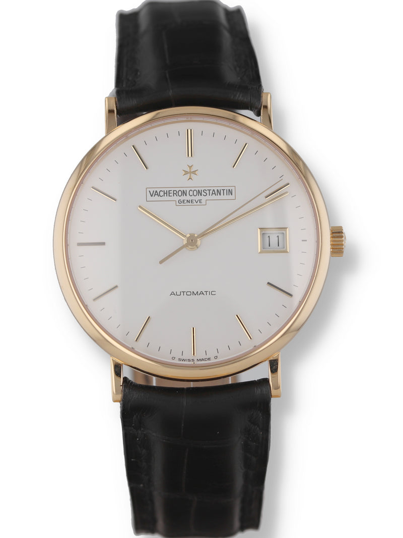 M35554: Vacheron Patrimony, Ref. 42002/00J, Full Set
