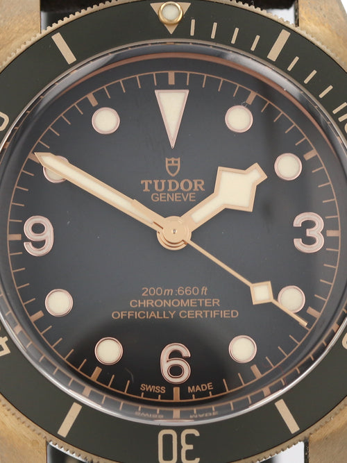 M35615: Tudor Black Bay Bronze, Ref. 79250BA, 2019 Full Set