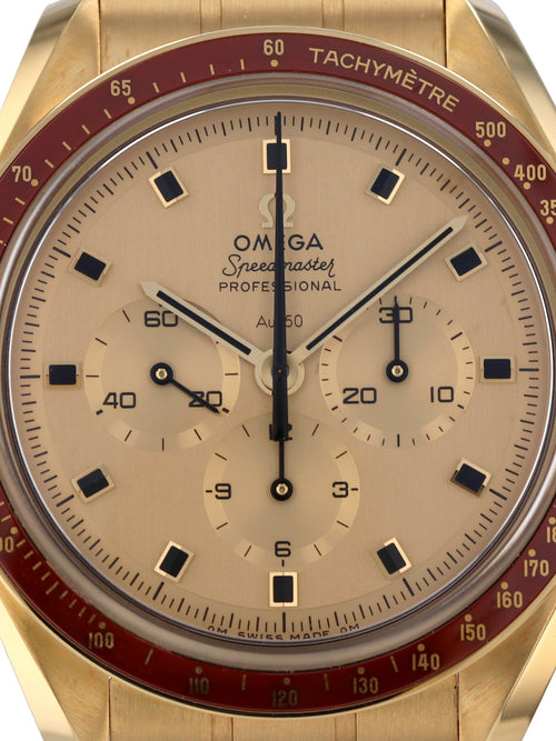 M35636: Omega Speedmaster Apollo 11 50th anniversary, 2020 Full Set