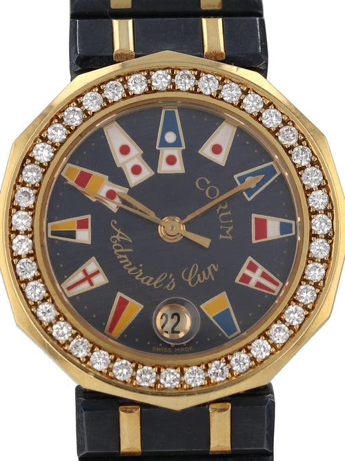 M35764: Corum Admiral's Cup Ladies