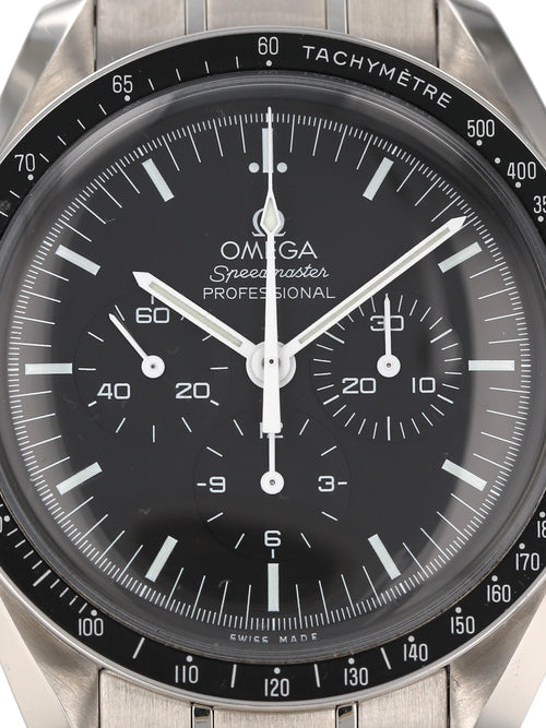 M35835: Omega Speedmaster Chronograph 42, Ref. 311.30.42.30.01.005, 2017 Full Set