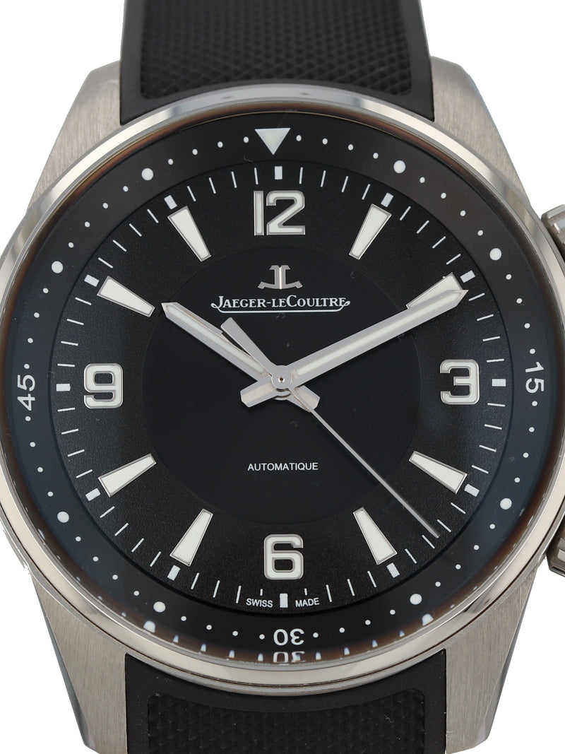 M35879: Jaeger LeCoultre Polaris, Ref. Q9008471, 2019 Full Set