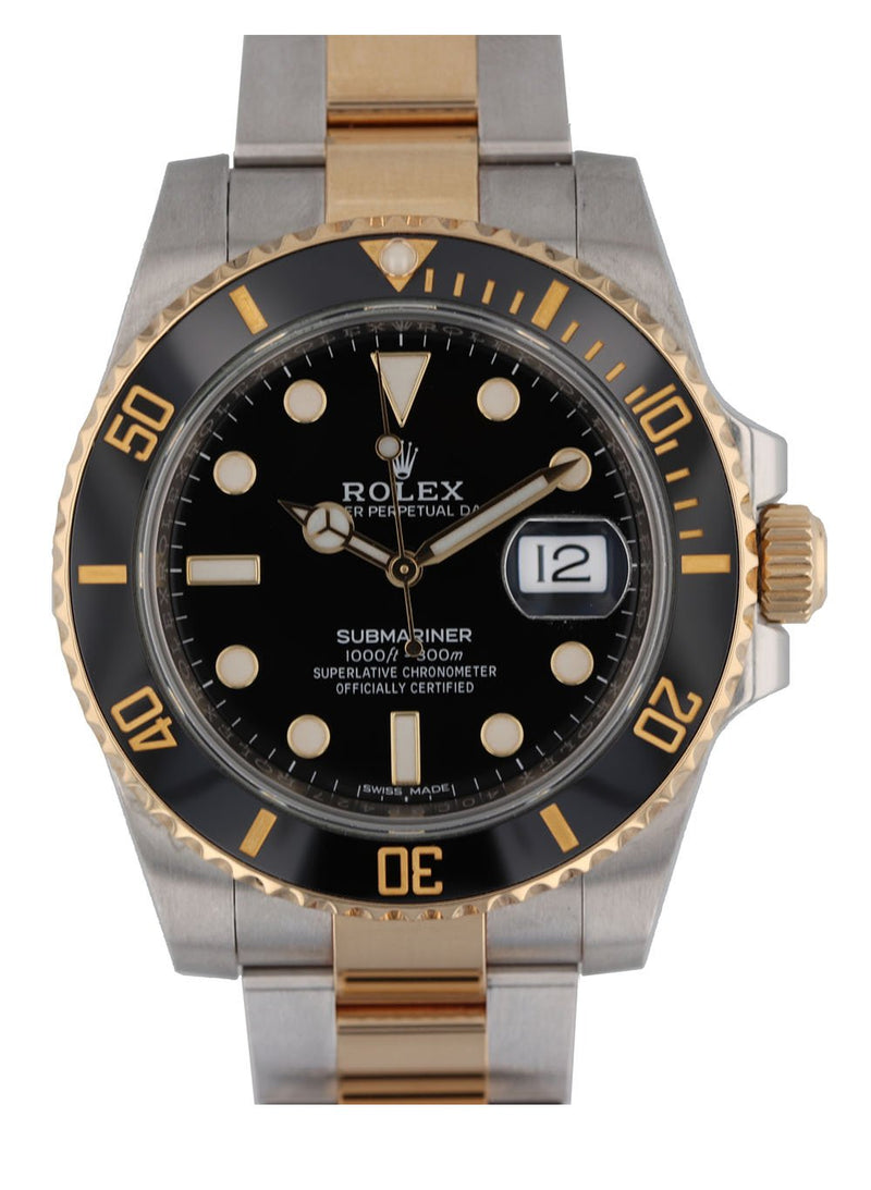 Rolex Submariner Automatic Ref. 116613LN