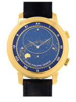 P02202: Patek Philippe 18k Celestial, Ref. 5102J-001, 2008 Unworn Fully Sealed