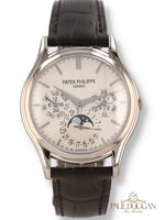 Perpetual Calendar Moonphase Ref. 5140G-001