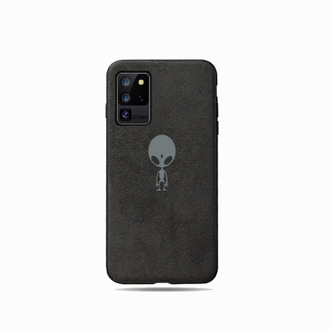 Alcantara Suede Phone Case for Samsung Galaxy S and Note
