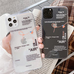 Off White Fashion Phone Case For iPhone