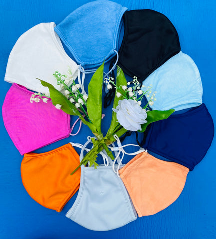 Array Of Colors Adjustable Mask